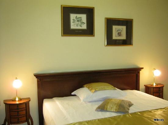 Garni Hotel Andric: Bed