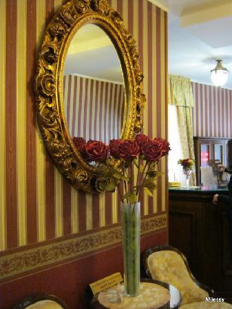 Garni Hotel Andric: Reception