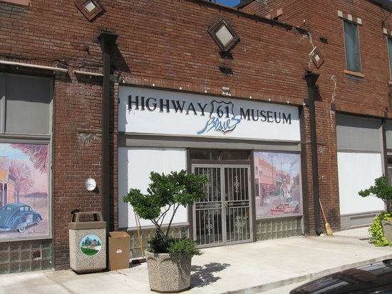 ‪Highway 61 Blues Museum‬