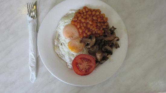 Hotel 59: Veggie Breakfast