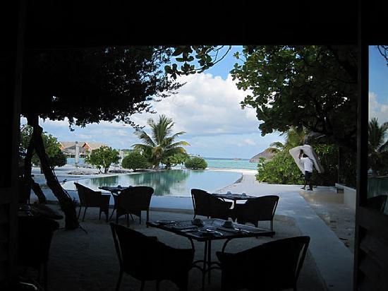 COMO Cocoa Island: restaurant
