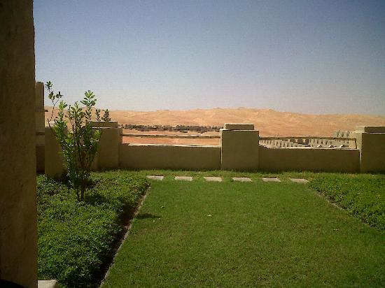 Qasr Al Sarab Desert Resort by Anantara: View from my room!