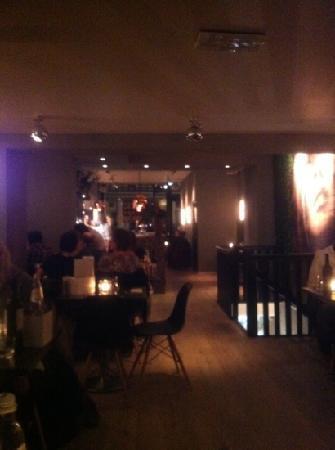 Van Harte : at diner time