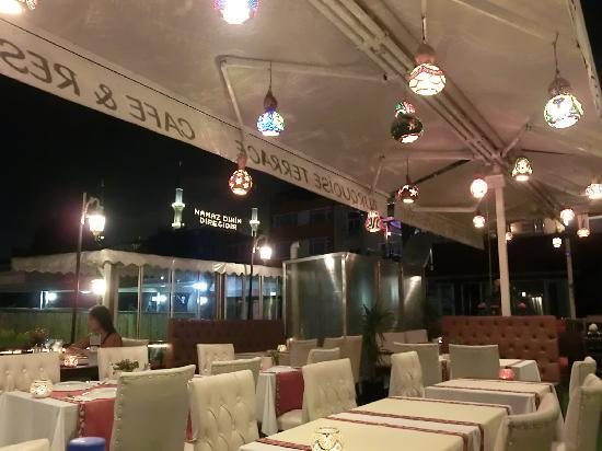 Villa Pasha Hotel: Le Turquoise