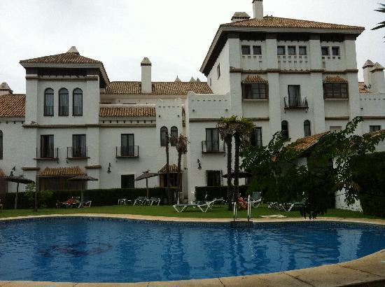 ALEGRIA El Cortijo: vista del hotel