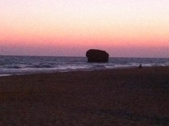 ALEGRIA El Cortijo: atardecer en la playa