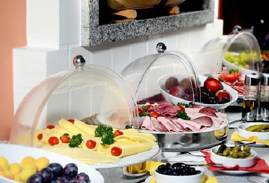 Kastens Hotel: Frühstück