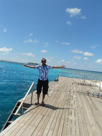 Nika Island Resort: That's how you feel when you land NIKA....