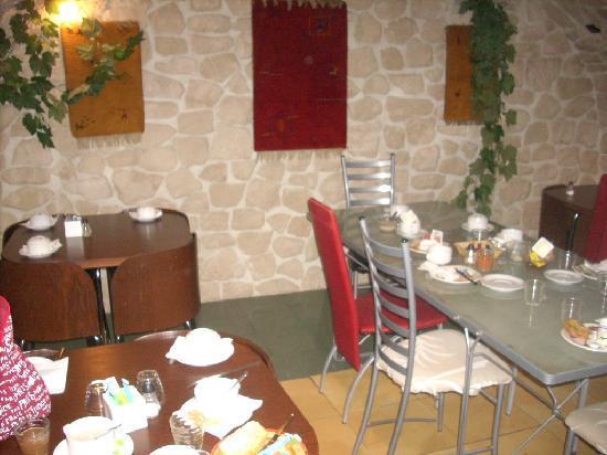 Hotel Hauteville Opera : la reale sala ristorante
