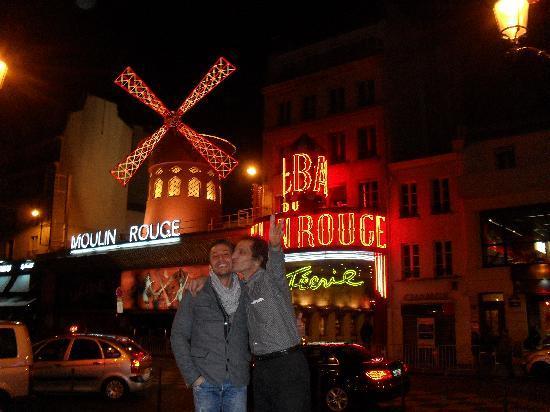 Hotel Le Globe: Phil&Carlo
