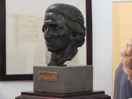 Valldemossa, España: Chopin