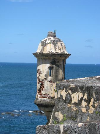 Site historique national de San Juan : Another view