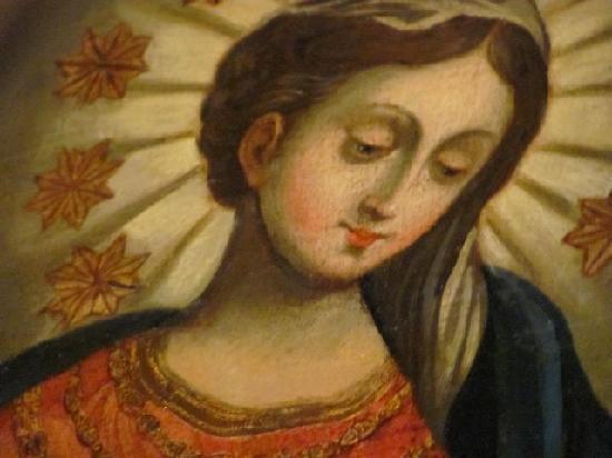 St. Blasius Church : Madonna