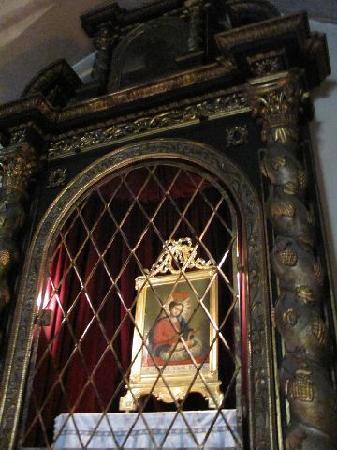 St. Blasius Church : altar