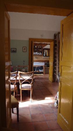Palazzu Stidda: Dining living area