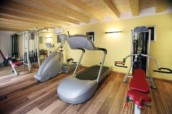 Wellness Hotel Casa Barca: Gym