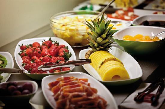 Wellness Hotel Casa Barca : Buffet