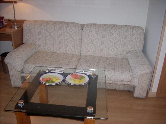 Sancho Ramírez Hotel : Habitación Hotel Tryp Sancho Ramirez