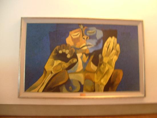 Guayasamin Museum: painting