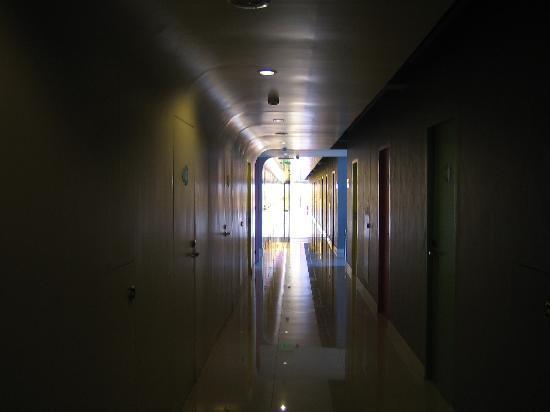 POP! Hotel Teuku Umar Denpasar: hallway