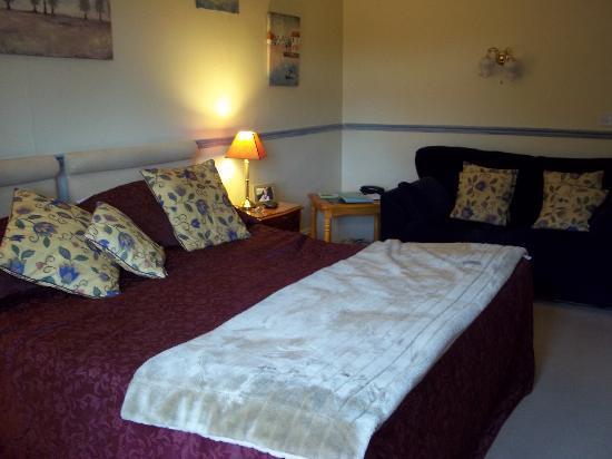 Ormonde House Hotel: Bedroom