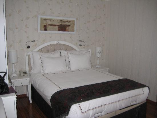 Albinas Hotel : Room 201