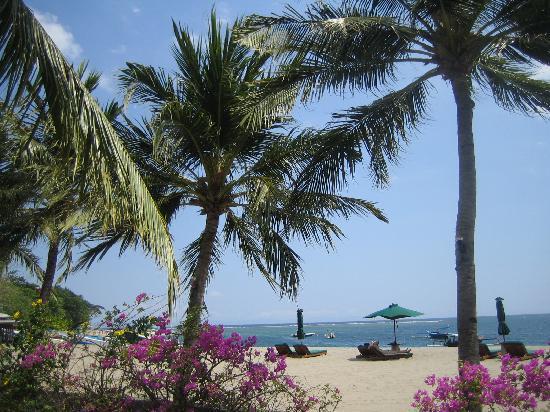 The Santosa Villas & Resort: seefront