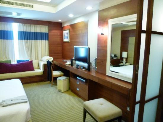 โรงแรมจัสมิน ซิตี้: ベッドルーム1