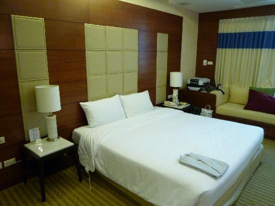 Jasmine City Hotel: ベッドルーム2