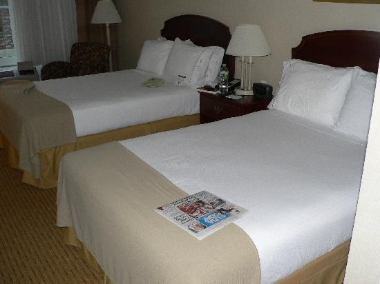 Holiday Inn Express Braintree: Comfy beds