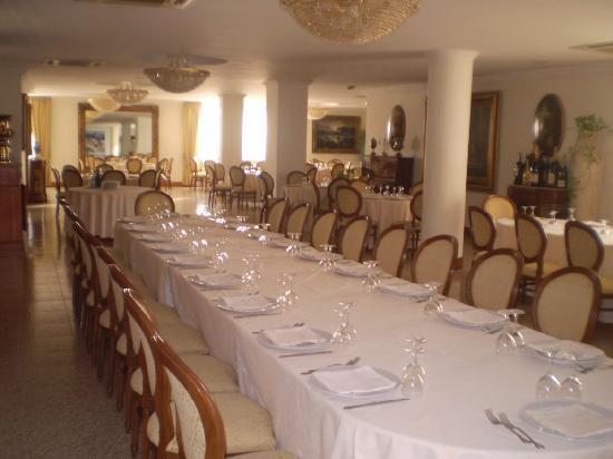 Sarno, Italia: Sala ristorante