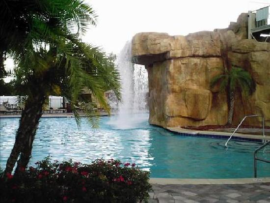 Celebration, FL: great pool . has a water slide