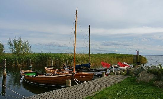 Räucherhaus: Am Hafen