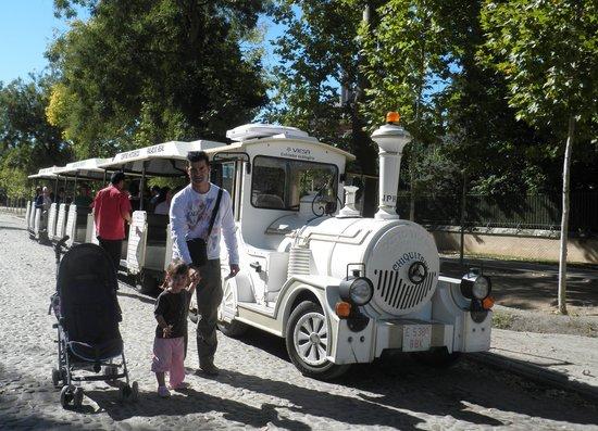 "Royal Palace of Aranjuez : EL ""CHIQUITREN"" DE ARANJUEZ"