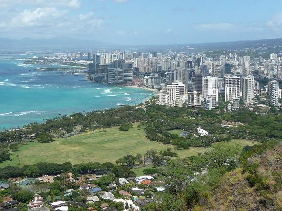 Honolulu, HI: Diamond Head