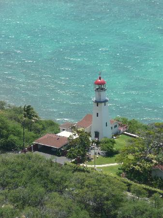 Honolulu, Havai: View from Diamond Head