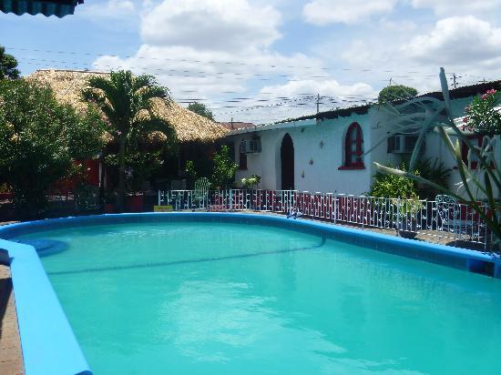 هوتل دليدو ماناجوا: pool