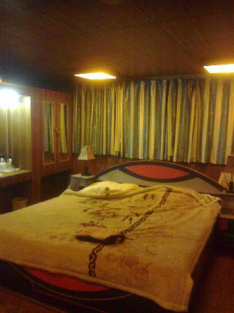 Hotel Mohit: Bedroom in the Suite