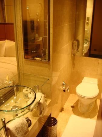 เชอราตัน ฮ่องกง โฮเต็ล แอนด์ ทาวเวอร์: Bathroom