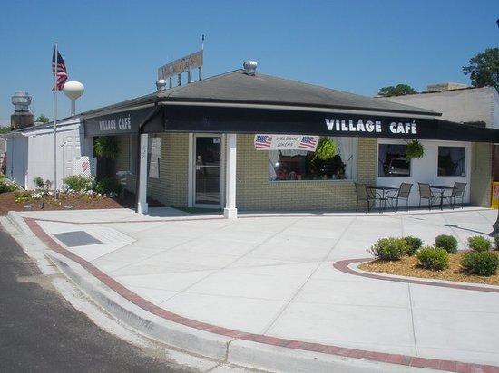 The Village Cafe: Village Cafe, Surfside Beach