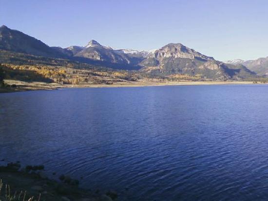 ألبين إن أوف باجوسا سبرينجز: Williams Creek Reservoir