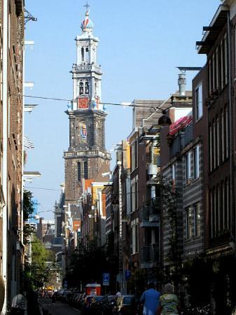 Shelter Jordan - Amsterdam Hostel: Shelter Jordan - the neighborhood