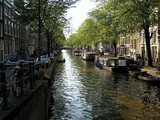 Shelter Jordan - Amsterdam Hostel: Shelter Jordan - picturesque Amsterdam