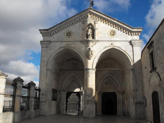 Monte Sant'Angelo, Italy: Santuario S. Michele Arcangelo