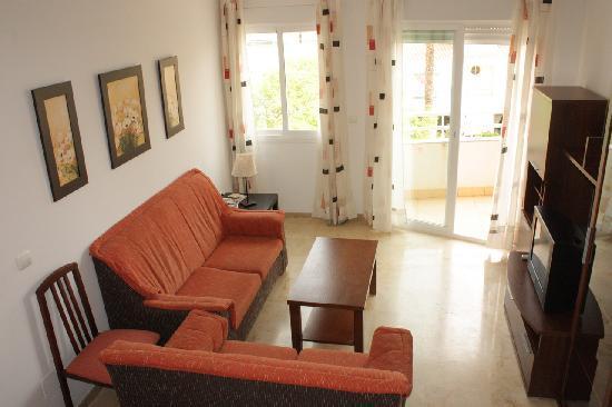 Apartamentos Turisticos Fercomar: Salón