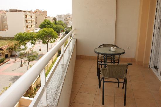Apartamentos Turisticos Fercomar: Balcón