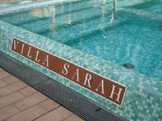Hotel Villa Sarah : Villa Sarah
