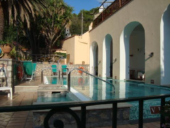 Hotel Villa Sarah : entry