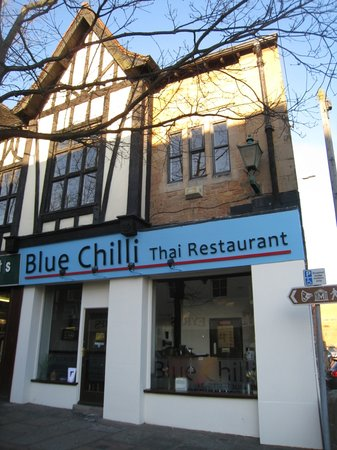 ‪Blue Chilli Thai Restaurant‬
