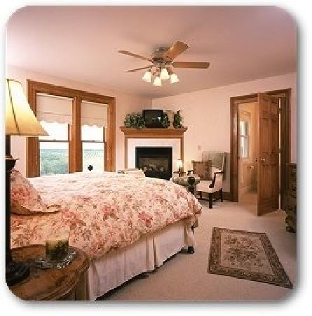 Country Hermitage Bed and Breakfast Traverse City: Guest Room